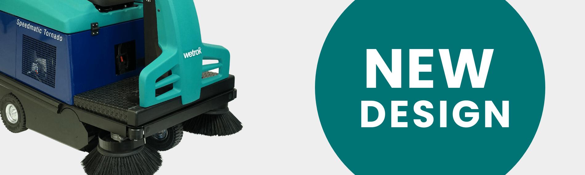 Speedmatic Tornado vacuum sweeper